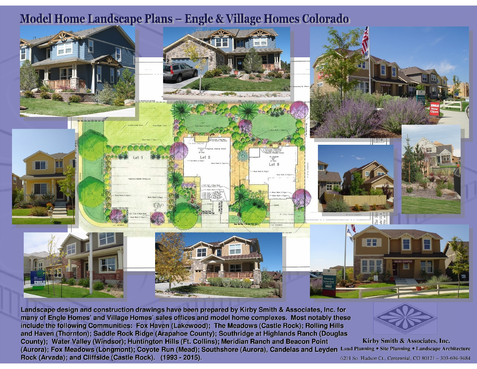 Institutional residential landscape design kirby smith for Haven home and garden design